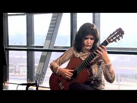 Irina Kulikova - Agustín Barrios Mangore, Vals no.4 op.8