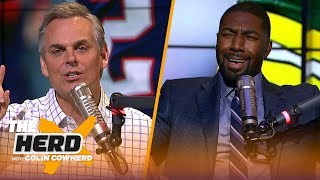Greg Jennings reveals the role Rodgers played in his exit from Green Bay & more | NFL | THE HERD