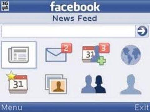 Tutorial De Como Baixar E Instalar Facebook Part 2 Para Celulares Com Sistema JAVA