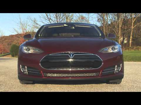 Road Test: 2013 Telsa Model S