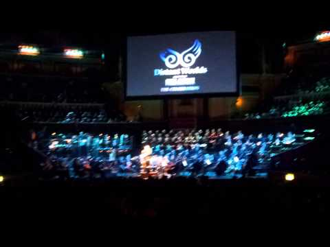 Arnie Roth Speaks, Final Fantasy: Distant Worlds: The Celebration, London, 2 11 12 video