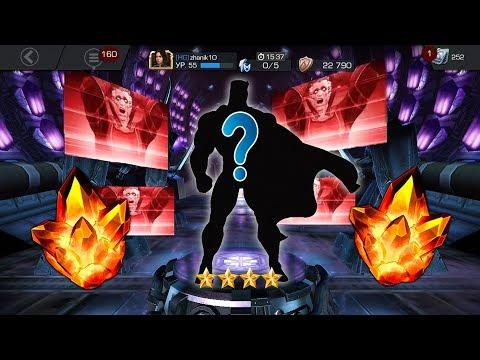 MARVEL: Битва чемпионов - #52 | Открытие кристаллов! | Получил Зеленого Гоблина от Marvel Insider!
