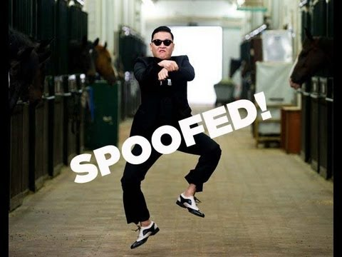 Gangnam Style! The Best Parodies & Spoofs of the Viral Hit (Link in DESC starts playlist)