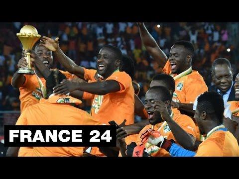 Abonnez-vous à notre chaîne sur YouTube : http://f24.my/youtube CAN-2015 : La Côte d'Ivoire est championne d'Afrique après sa victoire sur le Ghana en finale de la CAN-2015, au terme d'un...