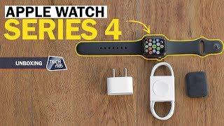 APPLE Watch Series 4: Unboxing| Tech Tak
