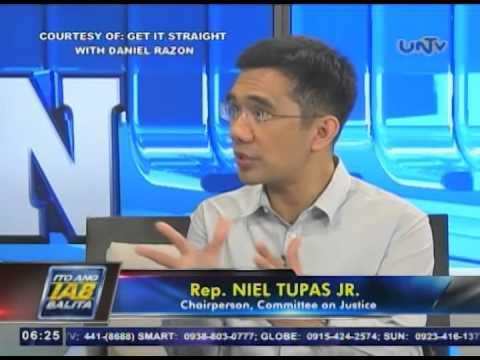 Mga priority bill, kailangan nang maipasa bago sumapit ang kalagitnaan ng 2015 — Rep. Tupas