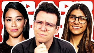 Why People Are Freaking Out On Gina Rodriguez, Mia Khalifa, Mormon Church Outrage & Trump on Turkey