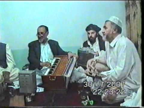 Ustad Abdul Qaume Nasee in Kandahar and named as Rahim Bakshs Sani.