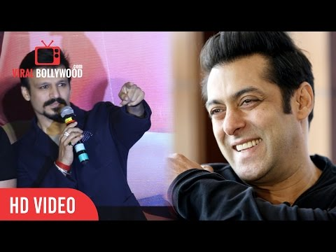 Vivek Oberoi Ignores Question On Salman Khan | Great Grand Masti Official trailer Launch