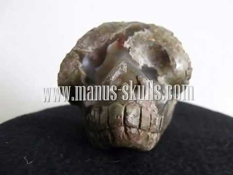 13386  Lucky Star Crystal Skull