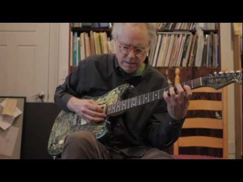 Bill Frisell - Effects Pedal Demonstration