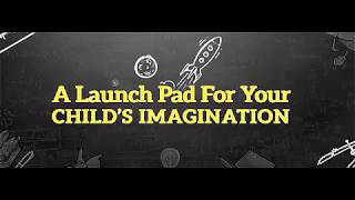 A Launch Pad for Your Child's Imagination