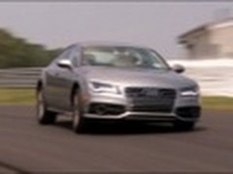 2012 Audi A7 first look from Consumer Reports