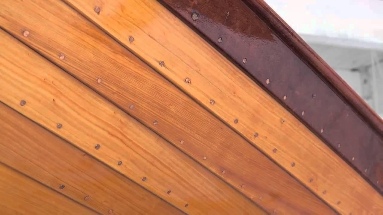 Epifanes Wood Finish Matte Product Demo Youtube