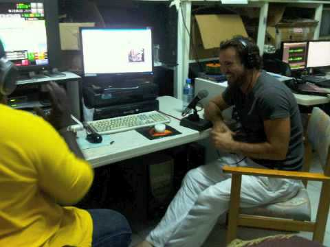 Interview SCCN radio Suriname 2