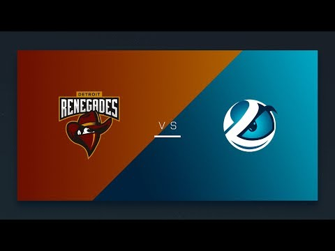 CS:GO - Renegades vs. Luminosity [Cache] Map 1 - NA Matchday 1 - ESL Pro League Season 7