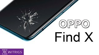 OPPO Find X Screen Repair Guide