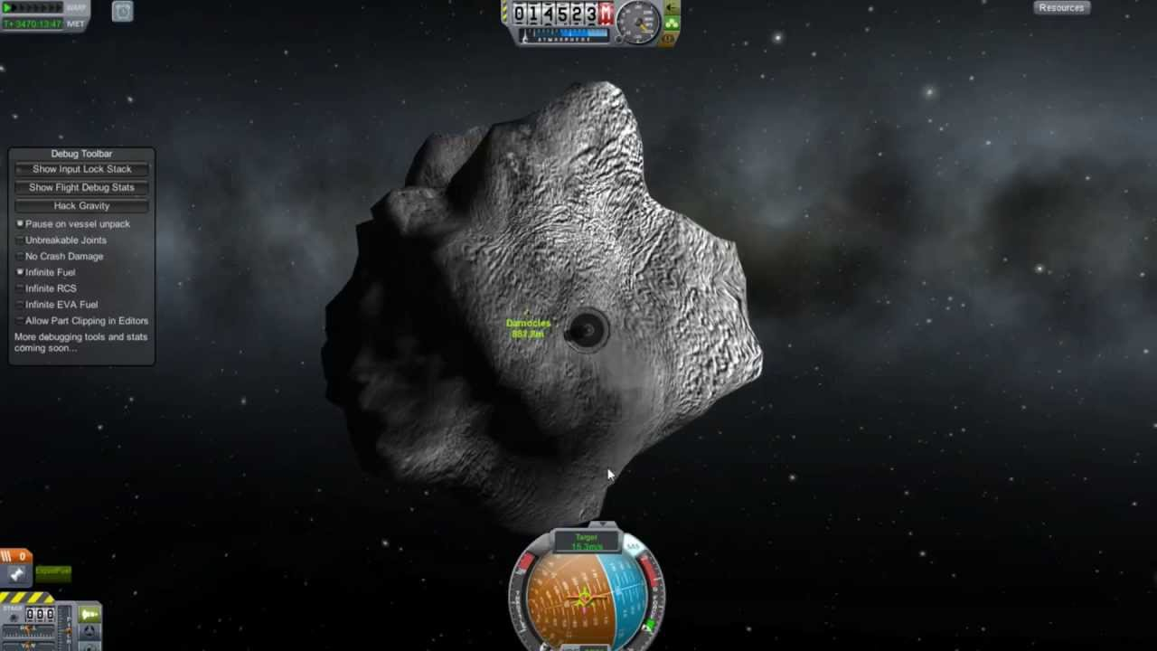 KSP Asteroid Base - Pics about space