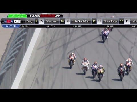 2014 DAYTONA 200 FULL Race (HD) - AMA Pro GoPro Daytona SportBike - Daytona International Speedway