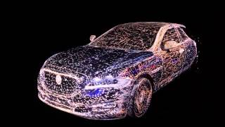 3D Mapping Jaguar