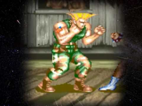 SF? Guile Exhibition (OHN6 Edition)