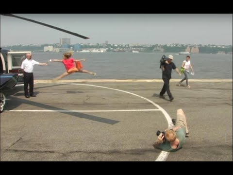 Your helicopter is ready. My $10,000 Dancers Among Us Photograph