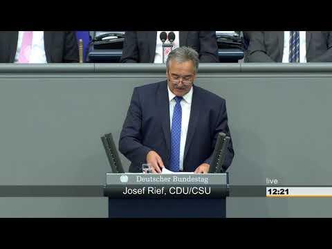 Josef Rief: Gesundheit [Bundestag 14.09.2018]