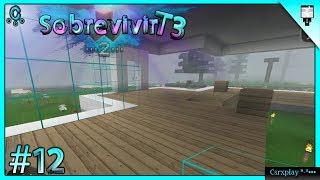 Seguimos con la serie n_n... / Sobrevivir en Survivalcraft 2 2.1.14 Gameplay - Temporada 3 / #12