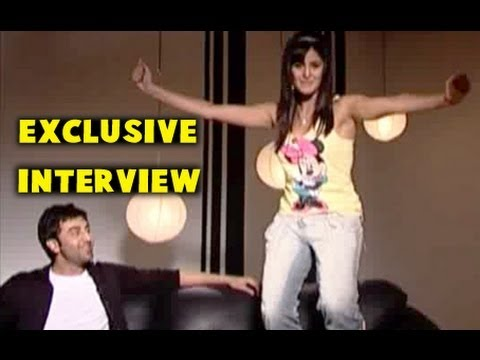 An Interview With Ranbir Kapoor & Katrina Kaif - Ajab Prem Ki Ghazab Kahani Special video