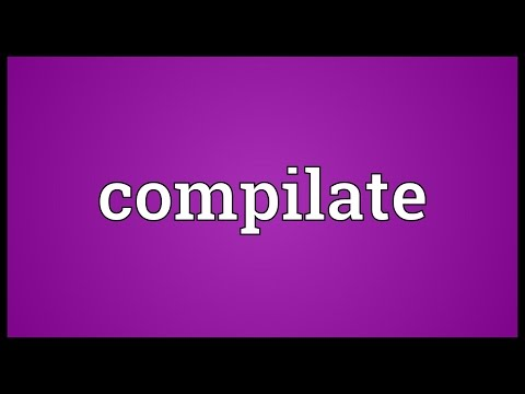 Header of Compilate