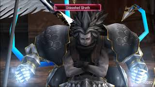 FINAL FANTASY VII CRISIS CORE PSP GAMEPLAY PART 13 DEFEAT ANGEAL