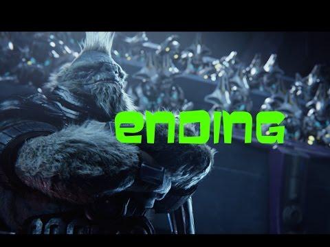 Halo 2 Anniversary Tartarus Fight and Legendary Ending