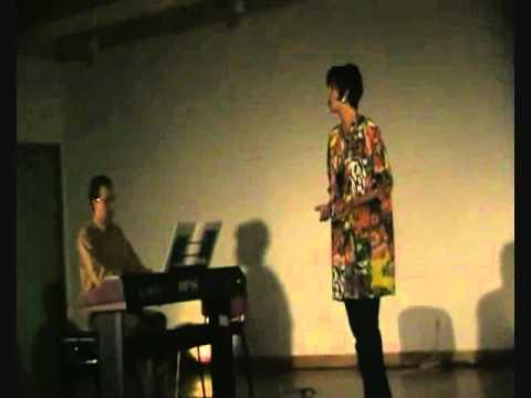 Recital em Ferreira do Z�zere, 1� Parte.
