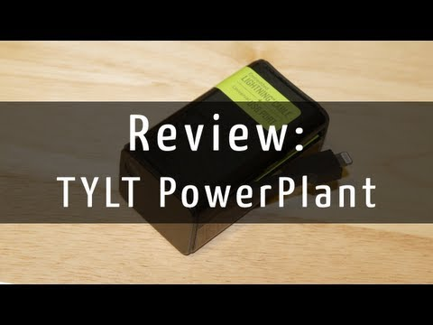 Review: TYLT Powerplant- 5200 mAh Portable Battery Pack