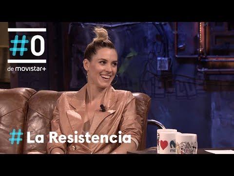 LA RESISTENCIA - Entrevista a Maggie Civantos | #LaResistencia 27.06.2018