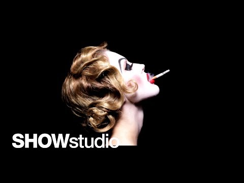 SHOWstudio presents Joie de Vivre: Gareth Pugh A/W 2010