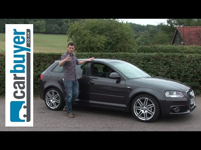 Audi A3 hatchback (Sportback) 2003 - 2012 review ...