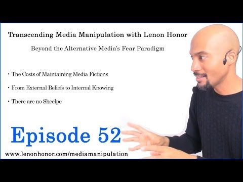 Lenon Honor: The Costs Of Maintaining Media Fictions video