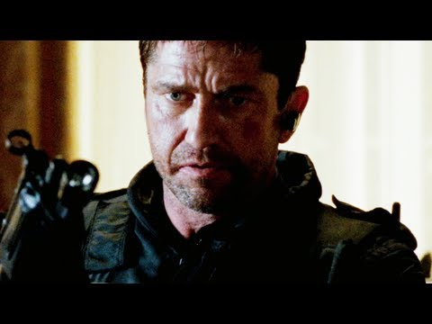 Olympus Has Fallen Trailer 2013 Gerard Butler Movie - Official [HD]