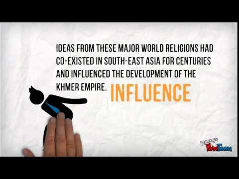 Khmer Empire Religion Khmer Empire Religious