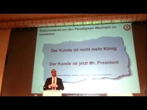 Der Kunde ist nicht mehr König: German Ramirez