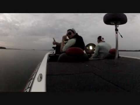 Fishing Sam Rayburn 8/4/2012