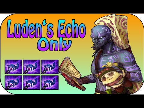 Luden's Echo Only - Ryze Top - FunMode [Ger]