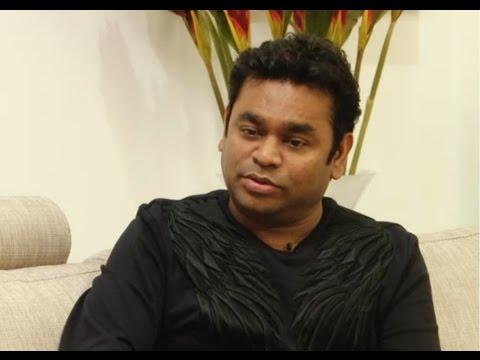 A. R. Rahman praises Santhosh Narayanan for his musical works   Tamil Songs   Hot Cinema News