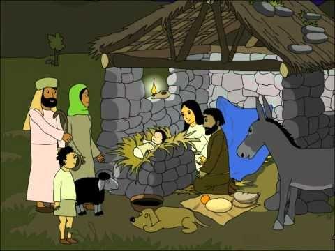 El Nacimiento De Jesús, La Historia De Jesús