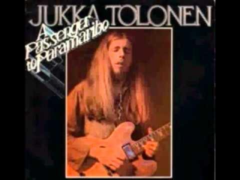 Yukka Tolonen Nights of Ibiza from the album HIGH FLYIN'
