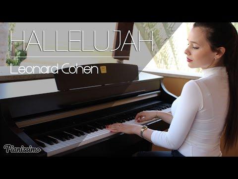Leonard Cohen - Hallelujah | Piano Cover by Yuval Salomon
