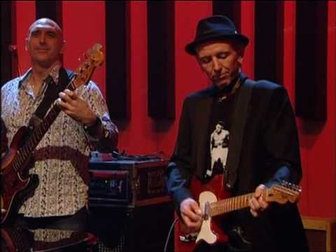 Dave Swift on Bass with Jools Holland backing Booker T