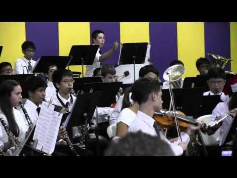 """Damien Memorial School's """"Evening of the Arts"""""""