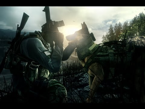 Official Call of Duty: Ghosts